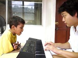子ども達への音楽教育